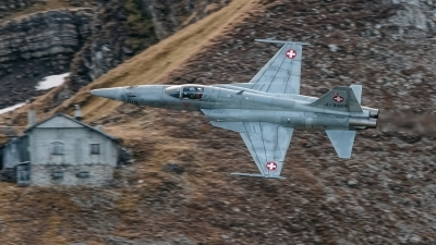 Photo ID 138306 by Andrea Bolliger. Switzerland Air Force Northrop F 5E Tiger II, J 3015