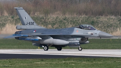 Photo ID 138403 by Rainer Mueller. Netherlands Air Force General Dynamics F 16AM Fighting Falcon, J 632