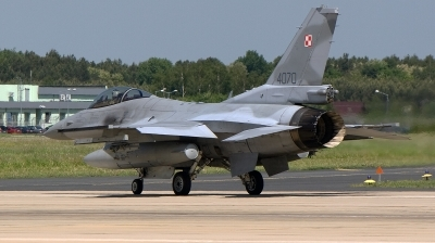 Photo ID 138398 by Piotr Nowak. Poland Air Force General Dynamics F 16C Fighting Falcon, 4070