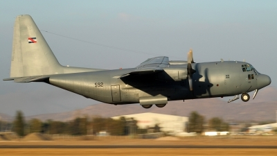 Photo ID 138455 by Antonio Segovia Rentería. Uruguay Air Force Lockheed C 130B Hercules L 282, 592