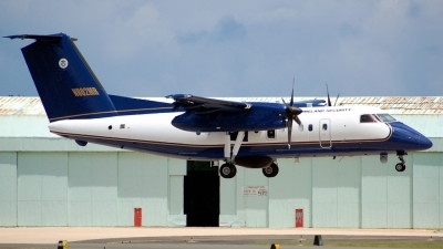 Photo ID 18005 by Angel Duran. USA Department of Homeland Security De Havilland Canada DHC 8 Dash 8 E 9, N802MR