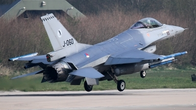 Photo ID 138596 by Rainer Mueller. Netherlands Air Force General Dynamics F 16AM Fighting Falcon, J 060