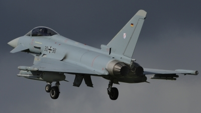 Photo ID 138609 by rinze de vries. Germany Air Force Eurofighter EF 2000 Typhoon S, 30 98