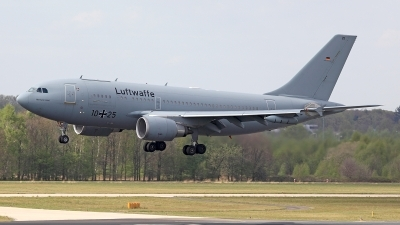 Photo ID 138662 by Carl Brent. Germany Air Force Airbus A310 304 MRTT, 10 25