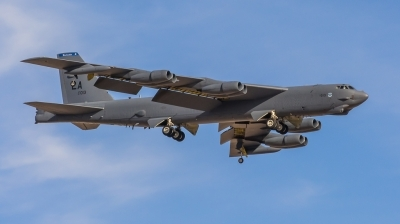 Photo ID 138651 by Steven Valinski. USA Air Force Boeing B 52H Stratofortress, 61 0013
