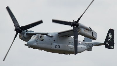 Photo ID 138673 by Russell Hill. USA Marines Bell Boeing MV 22B Osprey, 168011