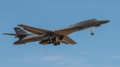 Photo ID 138699 by Steven Valinski. USA Air Force Rockwell B 1B Lancer, 85 0073