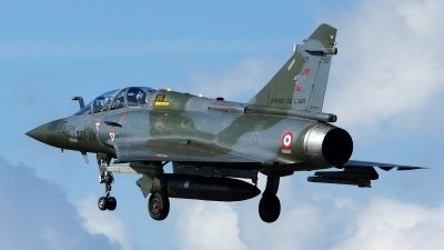 Photo ID 138779 by Lukas Kinneswenger. France Air Force Dassault Mirage 2000D, 671