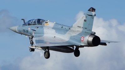 Photo ID 138780 by Lukas Kinneswenger. France Air Force Dassault Mirage 2000B, 527