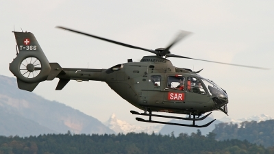 Photo ID 138996 by Andreas Weber. Switzerland Air Force Eurocopter EC 635P2, T 366