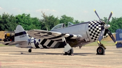 Photo ID 138833 by Sven Zimmermann. Private Private Republic P 47D Thunderbolt, G THUN