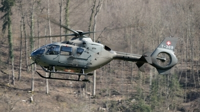Photo ID 138826 by Martin Thoeni - Powerplanes. Switzerland Air Force Eurocopter TH05 EC 635P2, T 369