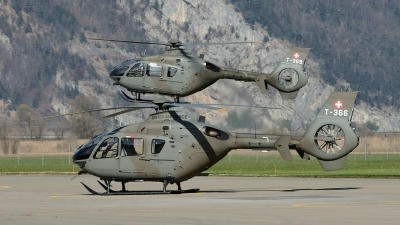 Photo ID 138805 by Martin Thoeni - Powerplanes. Switzerland Air Force Eurocopter EC 635P2, T 366