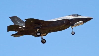 Photo ID 138841 by Alfred Koning. USA Air Force Lockheed Martin F 35A Lightning II, 11 5025