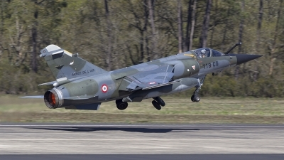 Photo ID 138874 by Tom Gibbons. France Air Force Dassault Mirage F1CR, 642