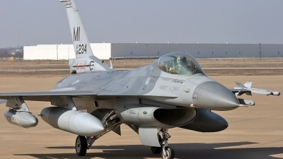 Photo ID 18055 by Johannes Berger. USA Air Force General Dynamics F 16C Fighting Falcon, 86 0234