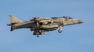 Photo ID 138882 by Steven Valinski. USA Marines McDonnell Douglas AV 8B Harrier ll Plus, 165429