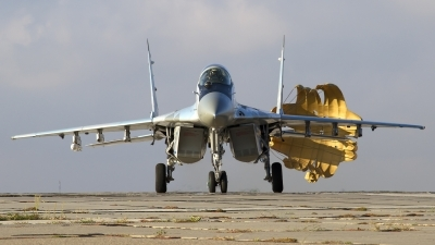 Photo ID 138982 by Chris Lofting. Ukraine Air Force Mikoyan Gurevich MiG 29 9 13, 18 BLUE