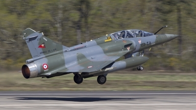 Photo ID 138988 by Tom Gibbons. France Air Force Dassault Mirage 2000D, 650