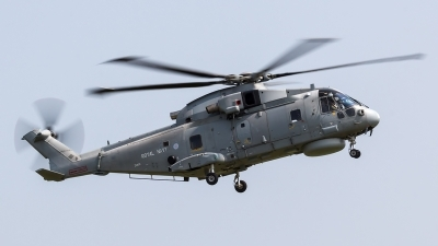 Photo ID 139066 by Craig Wise. UK Navy Agusta Westland Merlin HM2, ZH850