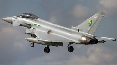 Photo ID 140953 by Chris Albutt. UK Air Force Eurofighter EF 2000 Typhoon FGR4, ZJ921