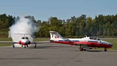 Photo ID 139109 by Johannes Berger. Canada Air Force Canadair CT 114 Tutor CL 41A, 114085