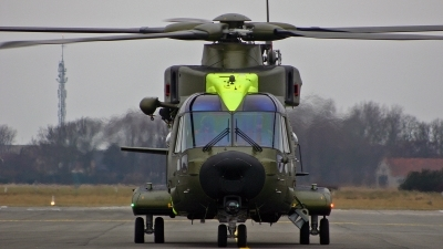 Photo ID 139235 by Jan Eenling. Denmark Air Force Agusta Westland EH 101 Mk512 Merlin Joint Supporter, M 505
