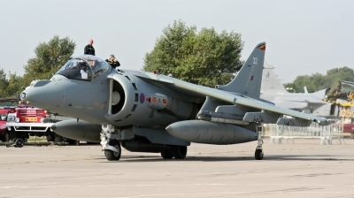 Photo ID 139229 by Milos Ruza. UK Air Force British Aerospace Harrier GR 9, ZD403