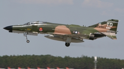 Photo ID 18116 by Jonathan Derden - Jetwash Images. USA Air Force McDonnell Douglas QF 4E Phantom II, 72 1490