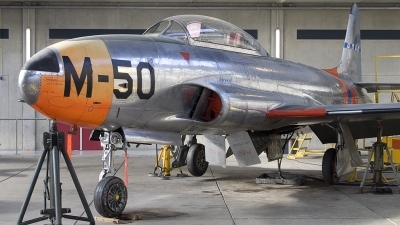 Photo ID 18117 by Koen Leuvering. Netherlands Air Force Lockheed T 33A Shooting Star, M 50