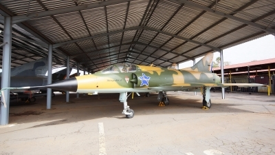 Photo ID 139429 by Lukas Kinneswenger. South Africa Air Force Dassault Mirage IIICZ, 805