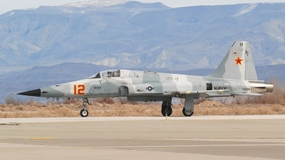 Photo ID 139371 by Peter Boschert. USA Navy Northrop F 5N Tiger II, 761568