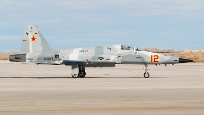 Photo ID 139370 by Peter Boschert. USA Navy Northrop F 5N Tiger II, 761568