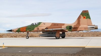 Photo ID 139369 by Peter Boschert. USA Navy Northrop F 5N Tiger II, 761578