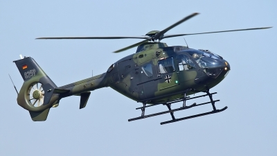 Photo ID 139766 by Rainer Mueller. Germany Army Eurocopter EC 135T1, 82 59