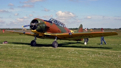 Photo ID 139565 by Jan Eenling. Private Private North American AT 6D Harvard Mk3, LN WNH