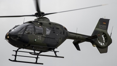 Photo ID 139636 by Tim Van den Boer. Germany Army Eurocopter EC 135T1, 82 57