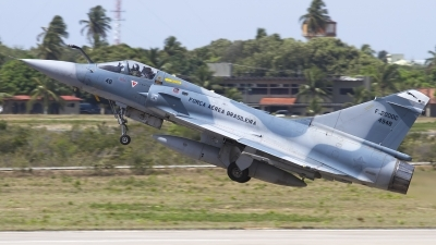 Photo ID 139643 by Chris Lofting. Brazil Air Force Dassault Mirage F 2000C, 4948