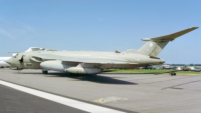 Photo ID 139711 by Gertjan Stienstra - mil-aircraftspotting. UK Air Force Handley Page Victor K2 HP 80, XL161