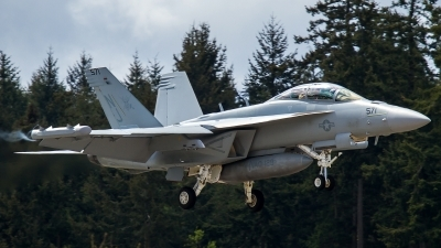 Photo ID 139961 by Russell Hill. USA Navy Boeing EA 18G Growler, 168371
