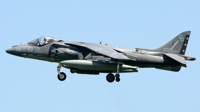 Photo ID 140103 by Mark Munzel. USA Marines McDonnell Douglas AV 8B Harrier II, 163854