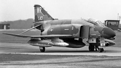 Photo ID 140100 by Eric Tammer. USA Air Force McDonnell Douglas F 4C Phantom II, 63 7413