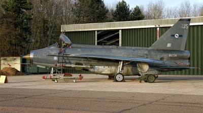 Photo ID 140145 by Chris Albutt. Private Private English Electric Lightning F6, XR728