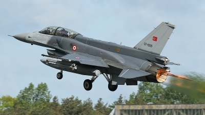 Photo ID 140176 by Rainer Mueller. Turkey Air Force General Dynamics F 16D Fighting Falcon, 07 1020