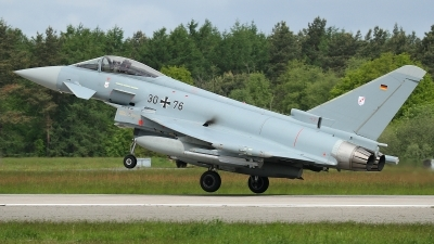 Photo ID 140300 by Rainer Mueller. Germany Air Force Eurofighter EF 2000 Typhoon S, 30 76