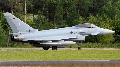 Photo ID 140260 by Rainer Mueller. Germany Air Force Eurofighter EF 2000 Typhoon S, 31 04