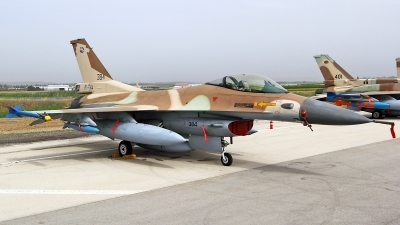 Photo ID 140457 by Jens Hameister. Israel Air Force General Dynamics F 16C Fighting Falcon, 384