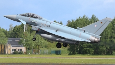 Photo ID 140486 by Rainer Mueller. Germany Air Force Eurofighter EF 2000 Typhoon S, 31 04