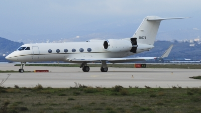 Photo ID 140511 by Alex D. Maras. USA Air Force Gulfstream Aerospace C 20H Gulfstream IV, 92 0375
