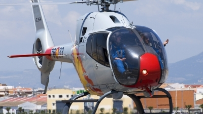 Photo ID 140551 by Jesus Peñas. Spain Air Force Eurocopter EC 120B Colibri, HE 25 14